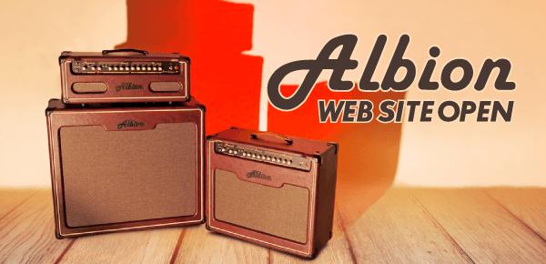 Albion Web site