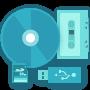 「設備、PA業者向け 録音・再生メディアの現状 」